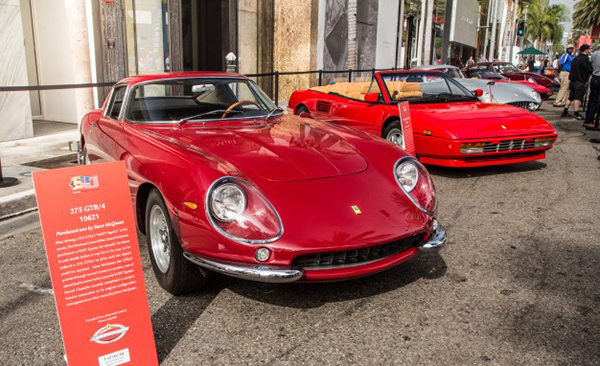 It Is A Journey To Tuscany With Great Food Fine Wine And Some Fantastic Driving Roads The Road Trip Starts In Maranello 70th Anniversary