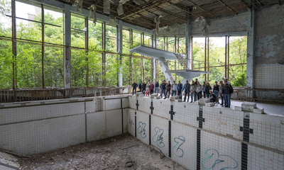 VIDEO from our special event in Chernobyl in August 2019
