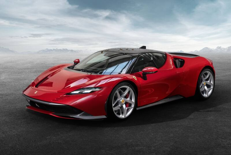 Is This What Ferrari Is Going To Present On The 22 Of April Mondo Gran Turismo