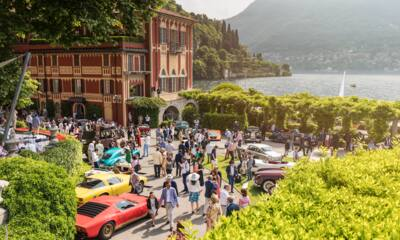 The most important beauty contest in the world - Concorso d'Eleganza Villa d'Este