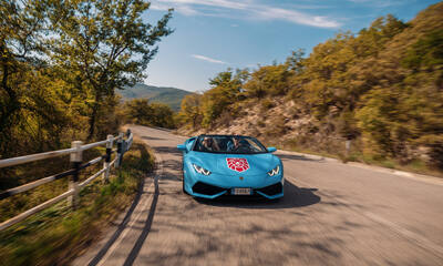 What it's like driving a supercar in Italian traffic