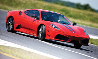 How a brand new Ferrari got ruined by a vomiting passenger
