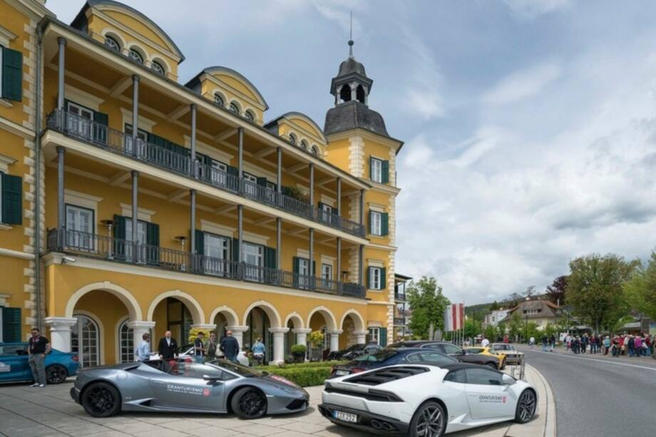 Postcard from Gran Turismo Adriatica and Portoroz