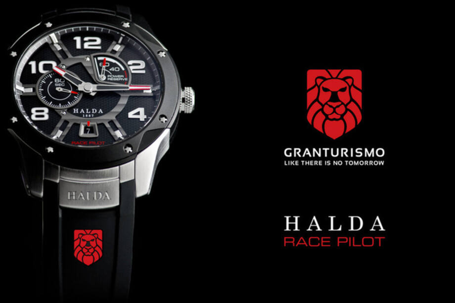Try the Halda Race Pilot Trackmaster on Gran Turismo Nurburgring