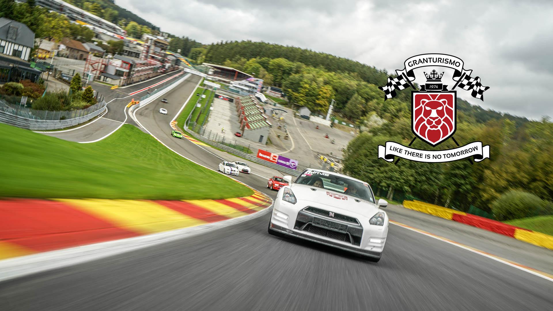 Gran Turismo Spa 2018 | Gran Turismo Events - Like there ...