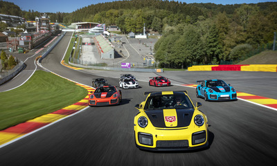 Pictures from Gran Turismo Spa 2018