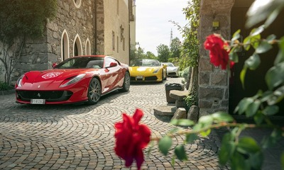 Postcard from Italy: here are the best pictures from Gran Turismo Italia